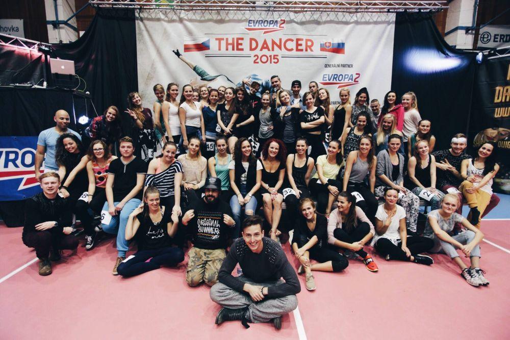 The Dancer - Praha 2015