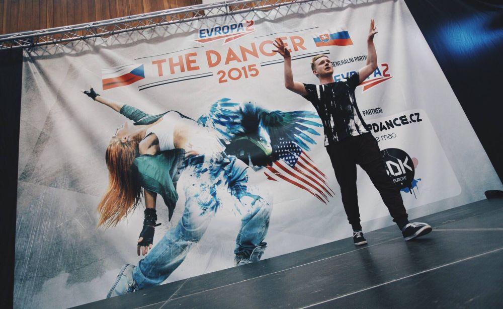 The Dancer - Tomáš Haas