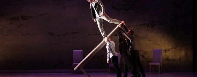 Představení The Roots kombinuje současný tanec, Hip Hop i Break Dance. Máme pro vás vstupy zdarma