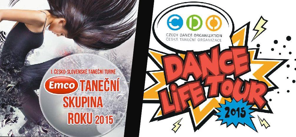 Odstartovaly soutěže formací pod Czech Dance Organization a Taneční skupinou roku