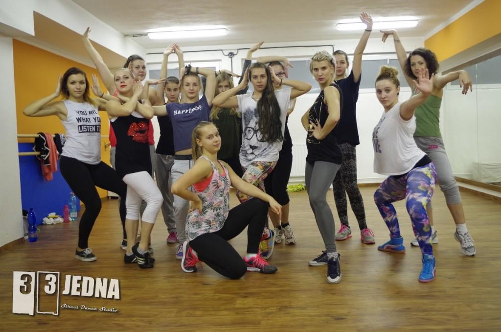 331 Dance Studio zve na podzimní workshopy do Olomouce