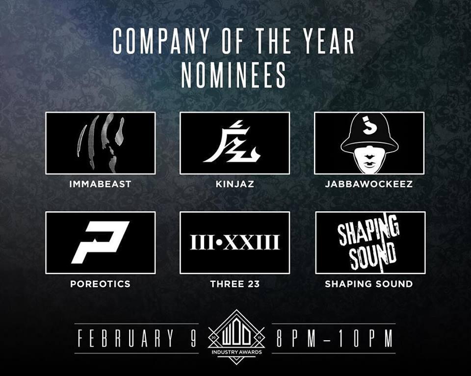WOD Industry Awards