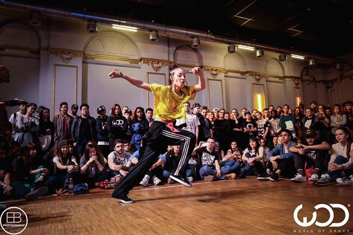Zizoe   World Of Dance Germany 2015
